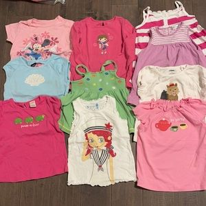 Bundle of 10 tops